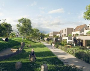 Achat / Vente programme immobilier neuf Mundolsheim proche centre-ville (67450) - Réf. 2151