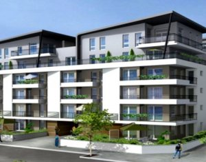 Achat / Vente programme immobilier neuf Nancy (54000) - Réf. 88
