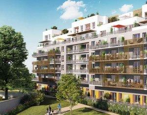 Achat / Vente programme immobilier neuf Nancy quartier Grand Coeur proche établissements scolaires (54000) - Réf. 1733