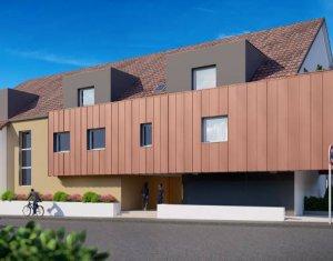 Achat / Vente programme immobilier neuf Niederhausbergen à quelques kilomètre du centre de Strasbourg (67207) - Réf. 3381