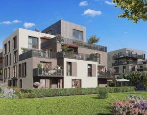 Achat / Vente programme immobilier neuf Oberhausbergen au cœur de la commune (67205) - Réf. 5940