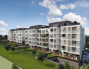 Achat / Vente programme immobilier neuf Oberhausbergen proche de Strasbourg (67205) - Réf. 2285