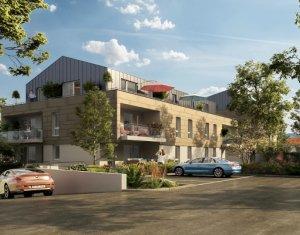 Achat / Vente programme immobilier neuf Oberhausbergen proche hôpital de Hautepierre (67205) - Réf. 5555