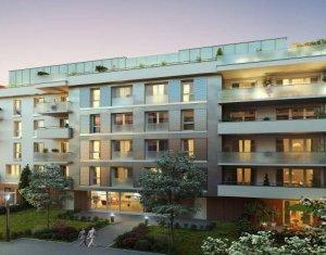 Achat / Vente programme immobilier neuf Oberhausbergen proche IUT Louis Pasteur (67205) - Réf. 5721
