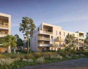 Achat / Vente programme immobilier neuf Oberhausbergen quartier résidentiel proche commerces (67205) - Réf. 2389