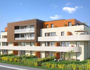 Achat / Vente programme immobilier neuf Obernai proche centre-ville (67210) - Réf. 688