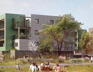 Achat / Vente programme immobilier neuf Obernai quartier du Parc des Roselières (67210) - Réf. 678