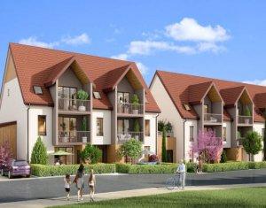 Achat / Vente programme immobilier neuf Odratzheim au cœur du village (67520) - Réf. 5935