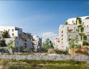Achat / Vente programme immobilier neuf Ostwald au bord de l'étang des Bohries (67540) - Réf. 5270