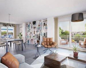Achat / Vente programme immobilier neuf Ostwald dans les hauteurs de ville (67540) - Réf. 5321