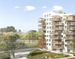 Achat / Vente programme immobilier neuf Ostwald écoquartier proche centre-ville (67540) - Réf. 1697