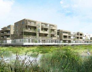 Achat / Vente programme immobilier neuf Ostwald proche de l'étang Bohrie (67540) - Réf. 1740