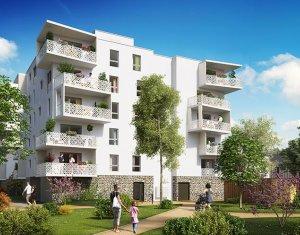 Achat / Vente programme immobilier neuf Ostwald proche de l'étang Bohrie (67540) - Réf. 468