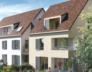 Achat / Vente programme immobilier neuf Ostwald proche transports (67540) - Réf. 2890