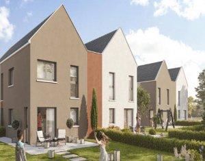 Achat / Vente programme immobilier neuf Pulversheim proche école et commerces (68840) - Réf. 4019