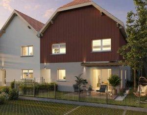 Achat / Vente programme immobilier neuf Quartier résidentiel entre voie verte, vignobles et champs (67310) - Réf. 5263