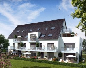 Achat / Vente programme immobilier neuf Reichstett proche mairie (67116) - Réf. 2529