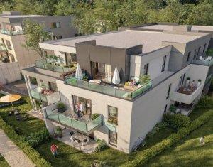 Achat / Vente programme immobilier neuf Riedisheim à la lisière de la forêt du Tannenwald (68400) - Réf. 3397