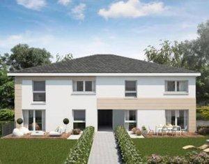 Achat / Vente programme immobilier neuf Ringendorf à 6 kilomètres de Hochfelden (67350) - Réf. 4084
