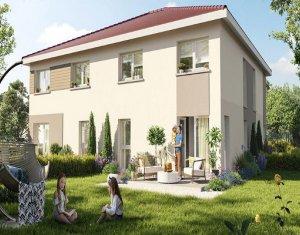 Achat / Vente programme immobilier neuf Rosenau à 15 minutes de Saint-Louis (68128) - Réf. 4436