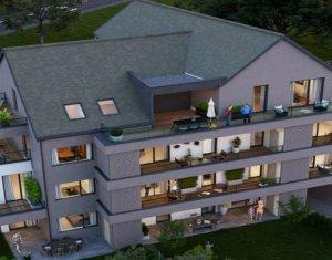 Achat / Vente programme immobilier neuf Rosenau coeur de village proche canal (68128) - Réf. 4782
