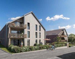 Achat / Vente programme immobilier neuf Rosheim à 5 minutes à pied du centre (67560) - Réf. 6229