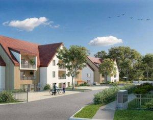 Achat / Vente programme immobilier neuf Rosheim aux portes d'Obernai (67560) - Réf. 5716