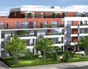 Achat / Vente programme immobilier neuf Rozérieulles Centre (57160) - Réf. 47