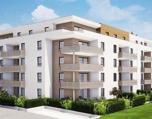Achat / Vente programme immobilier neuf Saint-Louis à deux pas de la frontière bâloise (68300) - Réf. 6195