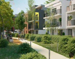 Achat / Vente programme immobilier neuf Saint-Louis à quelques minutes de la Suisse (68300) - Réf. 4432