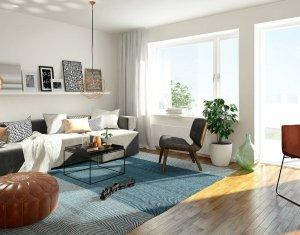 Achat / Vente programme immobilier neuf Saint-Louis au cœur du quartier Neuweg (68300) - Réf. 6194