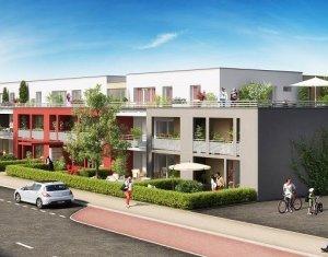 Achat / Vente programme immobilier neuf Saint-Louis centre-ville proche frontières (68300) - Réf. 2031