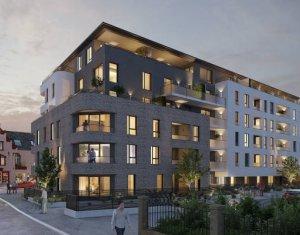 Achat / Vente programme immobilier neuf Saint-Louis hypercentre (68300) - Réf. 3536