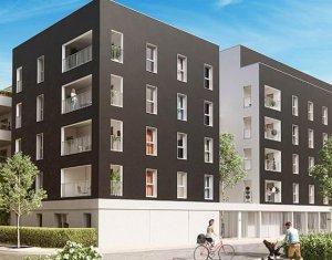 Achat / Vente programme immobilier neuf Saint-Louis limitrophe à Bâle (68300) - Réf. 3431