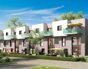 Achat / Vente programme immobilier neuf Saint-Louis nouveau quartier en centre-ville (68300) - Réf. 1227