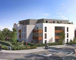 Achat / Vente programme immobilier neuf Saint-Louis proche de la nature (68300) - Réf. 6143
