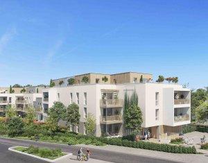 Achat / Vente programme immobilier neuf Saint-Louis quartier calme et résidentiel (68300) - Réf. 4223