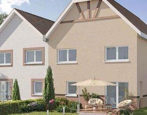 Achat / Vente programme immobilier neuf Saint-Pierre à 10 kilomètres d'Obernai (67140) - Réf. 4095