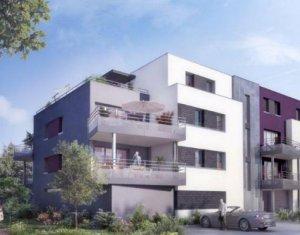 Achat / Vente programme immobilier neuf Sainte-Ruffine (57130) - Réf. 200