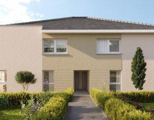 Achat / Vente programme immobilier neuf Saverne proche de Strasbourg et de Haguenau (67700) - Réf. 3066