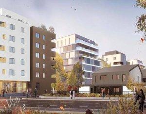 Achat / Vente programme immobilier neuf Schiltigheim à deux pas du coeur de ville (67300) - Réf. 4218