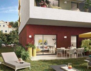 Achat / Vente programme immobilier neuf Schiltigheim au coeur du quartier Fischer (67300) - Réf. 4945