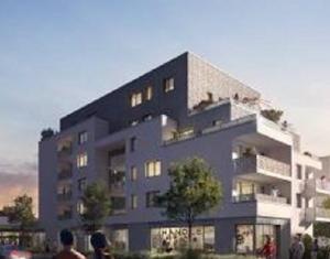 Achat / Vente programme immobilier neuf Schiltigheim centre-ville proche parc (67300) - Réf. 2388