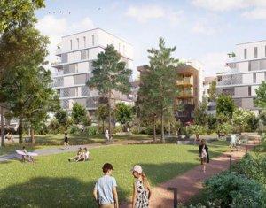 Achat / Vente programme immobilier neuf Schiltigheim proche gare (67300) - Réf. 2896