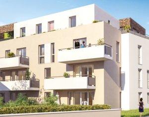 Achat / Vente programme immobilier neuf Schiltigheim proche gare (67300) - Réf. 2298