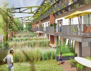 Achat / Vente programme immobilier neuf Schiltigheim proche Place de Bordeaux (67300) - Réf. 2736