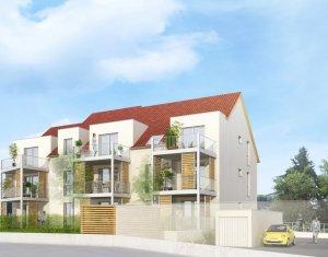 Achat / Vente programme immobilier neuf Schweighouse-sur-Moder dans quartier résidentiel (67590) - Réf. 264