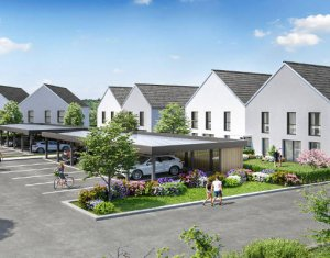 Achat / Vente programme immobilier neuf Sessenheim au nord de Strasbourg (67770) - Réf. 5774