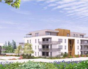 Achat / Vente programme immobilier neuf Sierentz proche cœur de ville (68510) - Réf. 4452