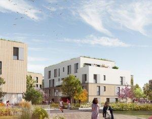 Achat / Vente programme immobilier neuf Souffelweyersheim quartier résidentiel (67460) - Réf. 501